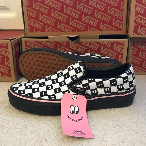 a0cdf0b0 Vans Shoes | New Lazy Oaf Limited Edition Size 6 | Poshmark